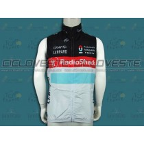 Gilet antivento RadioShack Nissan Trek Team 2012