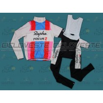 Maglia termiche manica Rapha Focus Throwback