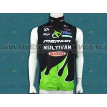 Gilet antivento Multivan Merida Team  2012