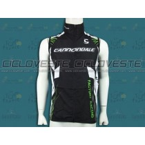Gilet antivento Cannondale Factory Racing Team 2012