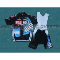 Maglia manica corta e Salopette WildWolf Trek Spain Champion Team 2012