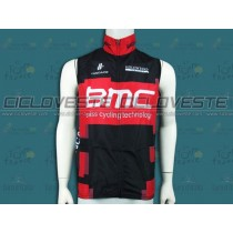 Gilet antivento BMC Continental Team  2012
